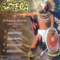Photo taken at El Azteca by Nathan T. on 7/2/2012