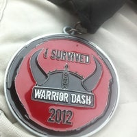 Photo taken at Warrior Dash by Chance L. on 4/21/2012