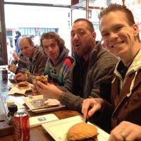Photo taken at Burger Bar by Kai on 3/3/2012