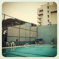 Photo taken at Swimming Pool Hotel Tiara by Aldy C. on 4/7/2012