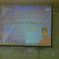 Photo taken at Kementerian Pelajaran Malaysia Cyberjaya by Cunnyer N. on 7/31/2012