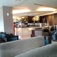Photo taken at Garuda Indonesia Executive Lounge by Ferdaus M. on 6/30/2012