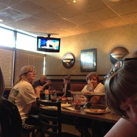 Photo taken at Palermo's Pizzeria & Resturant by Jeff P. on 6/26/2012
