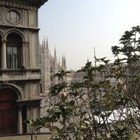 Photo taken at Palazzo dei Giureconsulti by Jason H. on 3/16/2012