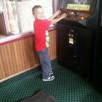 Photo taken at Pizza Hut by Jennifer S. on 7/21/2012
