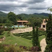 Photo taken at La Toscana Resort by PowJung P. on 8/23/2012