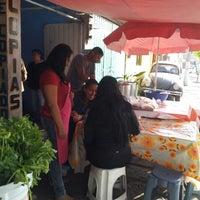 "Photo taken at Tamales ""Doña Carmen"" by Antonio H. on 6/13/2012"