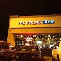 Photo taken at The Boiling Crab by Rachelle W. on 2/29/2012