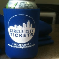 Photo taken at Circle City Tickets by Angelo P. on 2/23/2012