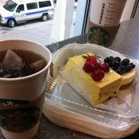 Photo taken at Starbucks by Christina N. on 5/17/2012
