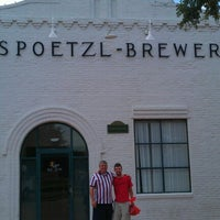 Photo taken at Spoetzl Brewery by Rick G. on 7/3/2012