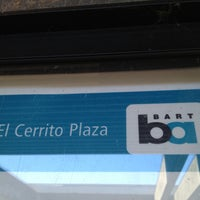 Photo taken at El Cerrito Plaza BART Station by Maya P. on 6/9/2012