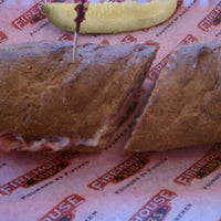 Photo taken at Firehouse Subs by Diane D. on 3/10/2012