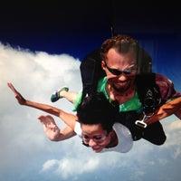 Das Foto wurde bei The Blue Sky Ranch   Skydive The Ranch von Shella am 9/4/2012 aufgenommen