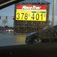 Photo taken at RaceTrac by Corin B. on 3/30/2012