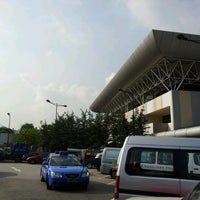 Photo taken at Jurong Island Checkpoint Pass Office by Lia R. on 3/21/2012