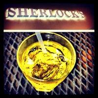 Photo taken at Sherlock's Baker St. Pub by Sheila K. on 8/27/2012