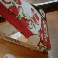 Photo taken at Burger King by Jonathan M. on 3/2/2012