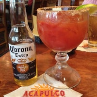 Photo taken at Acapulco Mexican Restaurant by Sandy I. on 2/10/2012