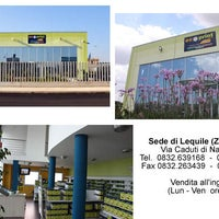 Photo taken at Lequile by ECOPRINT C. on 3/7/2012