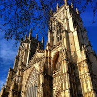 Photo taken at York Minster by Mats H. on 5/18/2012