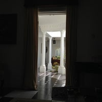 Photo taken at Half Moon Hotel by Dan M. on 2/17/2012