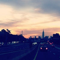 Photo taken at Queens-Midtown Tunnel by Michael K. on 5/13/2012