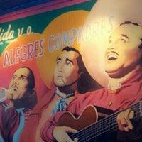 Photo taken at La Mordida by David A. on 6/17/2012