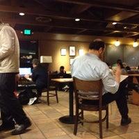 Photo taken at Starbucks by Amanda Marie P. on 2/7/2012