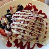 Photo taken at Wildberry Pancakes & Cafe by Patricia on 8/29/2012