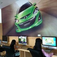 Photo taken at Mazda Phuket by Noina J. on 5/21/2012