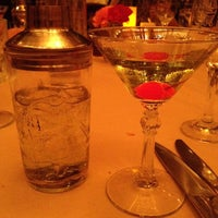 Photo taken at House of Prime Rib by Tricia M. on 5/11/2012