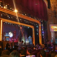 Photo taken at CONAN Chicago @ Chicago Theater by Paul M. on 6/15/2012