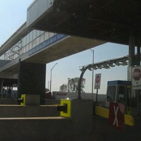 Photo taken at Toll Plaza 1 by Meagan C. on 5/14/2012