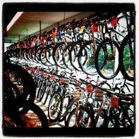 Photo taken at Kaktus Bike by Mimi S. on 5/18/2012