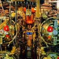 Photo taken at USS Torsk (SS-423) by Lee O. on 6/9/2012