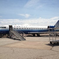 Photo taken at Houghton County Memorial Airport (CMX) by Fr.  Alexander R. on 6/11/2012