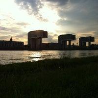 Photo taken at Poller Wiesen by DieSteph on 7/4/2012