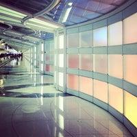 Photo taken at Terminal 1 by Timothy C. on 4/1/2012