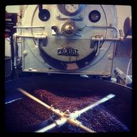 Photo taken at Kontra Coffee by Marie Sainabou J. on 5/24/2012