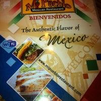 Photo taken at Taqueria Mi Pueblo by D W. on 4/6/2012