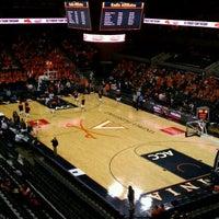 Photo taken at John Paul Jones Arena by Tom P. on 2/18/2012