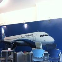 Photo taken at Interjet by Gerardo M. on 2/11/2012