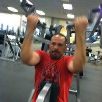 Photo taken at LA Fitness by John K. on 5/3/2012
