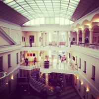 Photo taken at Музей личных коллекций by Alex F. on 3/22/2012