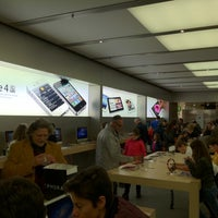 Photo taken at Apple RomaEst by Andrey S. on 4/7/2012
