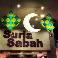 Photo taken at Suria Sabah Shopping Mall by md hairudin s. on 8/4/2012