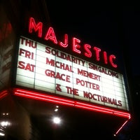 Photo taken at Majestic Theatre by David J. on 4/27/2012