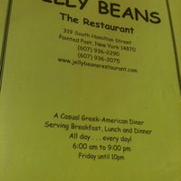 Photo taken at Jelly Beans Restaurant by Elizabeth C. on 4/28/2012