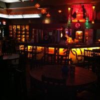 Photo taken at Taj Bar by Marcela S. on 4/27/2012